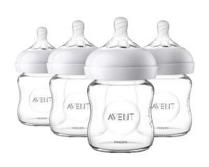 Philip Natural Avent Glass Bottle