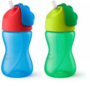 Philips Pack of 2 10 oz. Straw Cup