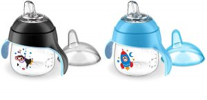 Philips Pack Of 2 Sippy Cups