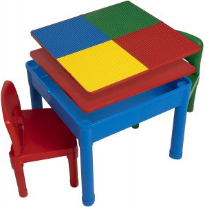 Play Platoon 5-in-1 Kids Activity Table Set