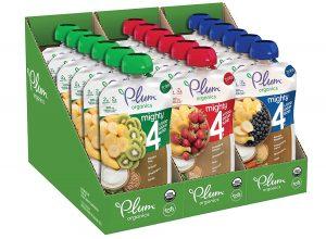 Plum Organics Mighty 4