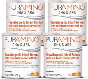 PurAmino Hypoallergenic Baby Formula