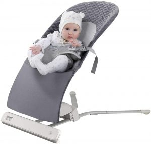 RONBEI Baby Bouncer Swing, Infant Swing and Bouncer