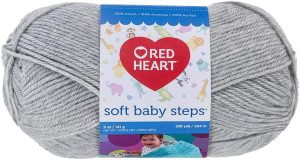 Red Heart Soft Baby Steps, Elephant