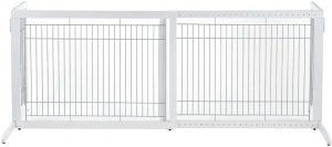 Richell Store HL Series Freestanding Gate