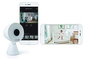 Safety First WiFi Baby Monitor Camera