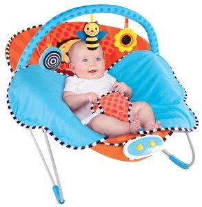 Sassy Cuddle Bug Bouncer