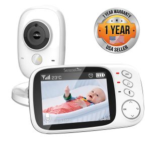 SereneLife SLBCAM20 Baby Monitor
