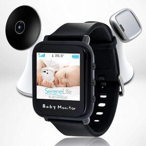 SereneLife Wireless Baby Monitor