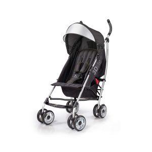Summer Black 3D Best Baby Stroller