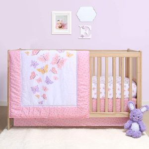 The Peanutshell Butterfly Crib