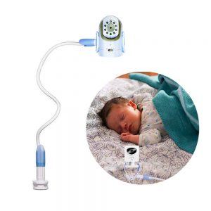 Universal Wall Mount Baby Monitor Holder