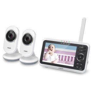 VTech VM350-2 5 Video Baby Monitor