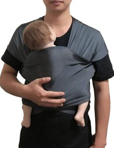 Vlokup Baby Wrap Sling Carrier
