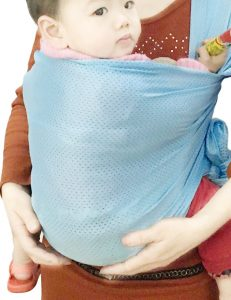 Vlokup Stretchable Wrap Sling Carrier