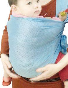 Vlokup Stretchable Wrap Sling Carrier