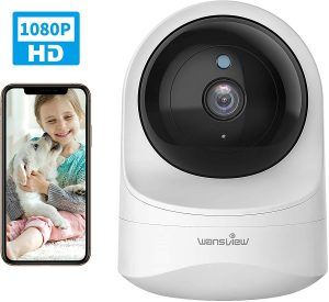 Wansview Wireless Baby Monitor