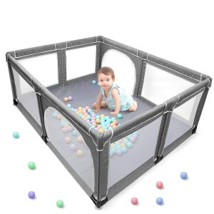 Yobest Portable Playpen