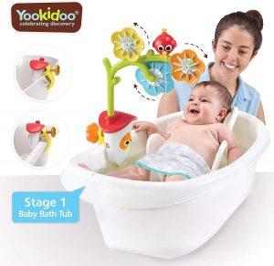 Yookidoo Baby Bath Mobile