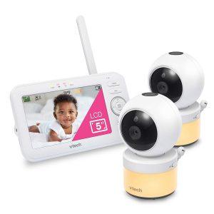 VTech VM5463-2 Video Baby Monitor